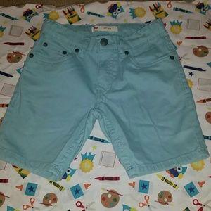 Levi's size7 Shorts - Boys